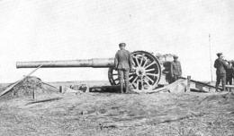 Canon De Marine Anglais  1916 - 1914-18