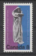 1975. Centenary Of Canadian Supreme Court. MLH (*) - 1952-.... Règne D'Elizabeth II