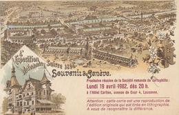 262 - Genève - Svizzera