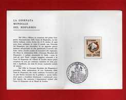 Pieghevole. Cassa Di Risparmio Di ROMA - Giornata Mondiale Del Risparmio 1965.  Vedi Descrizione. - 6. 1946-.. Repubblica