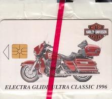 CZECH REPUBLIC - Harley Davidson,10/95, Tirage 999, Mint - Czech Republic