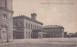 CARTOLINA - POSTCARD - BOLOGNA - PIAZZALE STAZIONE CENTRALE - Bologna