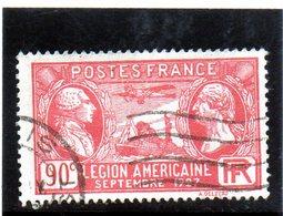 B - 1927 Francia - Legione Americana - France