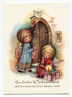 Natale Noel Weihnachten Christmas Angeli Anges Engeln Angels - Angeli