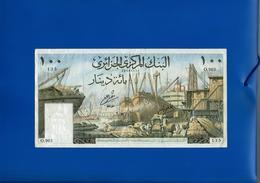 Algérie Billet De 100 Dinars 1964 Algeria Banknote 100 Dinars 1964 - Algérie