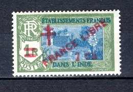 INDE N° 200 NEUF SANS CHARNIERE COTE 1.55€  TEMPLE - Unused Stamps