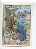 Cycles Publicité Horniman's Tea - Cyclisme