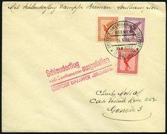 KATAPULTPOST 116c BRIEF, 21.5.1933, &quot,Bremen&quot, - Flug Ausgefallen, Deutsche Seepostaufgabe, Prachtbrief - Briefe U. Dokumente