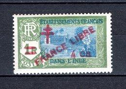 INDE N° 202 NEUF SANS CHARNIERE COTE 1.55€  TEMPLE - Unused Stamps