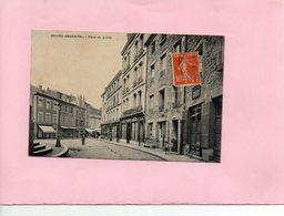 F1602 - BOURG ARGENTAL - 42 - Place De La Cité - Bourg Argental
