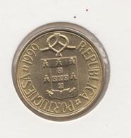 @Y@    Portugal  5  Escudos   1999      (4650)  UNC - Portugal