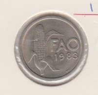 @Y@    Portugal      2 1/2  Escudos   1983  FDC    (4649)  FAO - Portugal