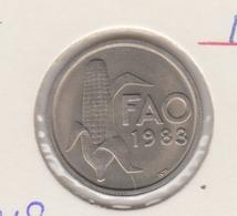 @Y@    Portugal      2 1/2  Escudos   1983  FDC    (4648)  FAO - Portugal