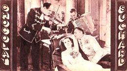 TRADING CARD - PUBLICITÉ / ADVERTISING : CHOCOLAT SUCHARD - CINÉMA : JOHN BARRYMORE ~ 1935 - '40 (aa548) - Actors