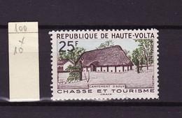 Haute Volta - Obervolta - Upper Volta 1962 Y&T N°100 - Michel N°105 * - 25f Campement D'Arly - Haute-Volta (1958-1984)
