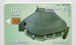 Telekom Slovenije 100 Imp. - REGIONAL ARCHITECTURE - Slovenia