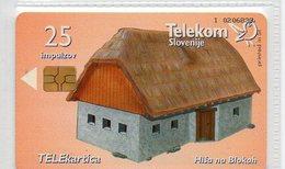 Telekom Slovenije 25 Imp. - REGIONAL ARCHITECTURE - Slovenia