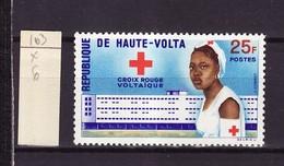 Haute Volta - Obervolta - Upper Volta 1962 Y&T N°103 - Michel N°101 * - 25f Croix Rouge - Haute-Volta (1958-1984)