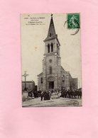 F1602 - St PAL De MONS - 43 - L'Eglise Et Sortie De La Messe - Other Municipalities