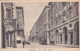 CARTOLINA - POSTCARD - BOLOGNA - VIA UGO BASSI - Bologna