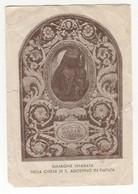 Santino Antico Madonna Di Loreto Da Faenza - Ravenna - Religion & Esotericism