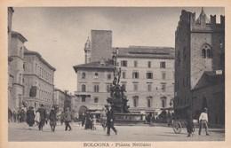 CARTOLINA - POSTCARD - BOLOGNA - PIAZZA NETTUNO - Bologna