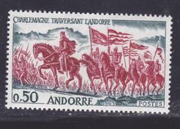 ANDORRE N°  167 ** MNH Neuf Sans Charnière, TB (D8284) Charlemagne Traversant L'Andorre - 1963-64 - Andorre Français
