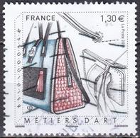 """LOTE 1829  ///   (C030)  FRANCE N° 5209 De 2018 """"métiers D'art-le Maroquinier"""" - France"""