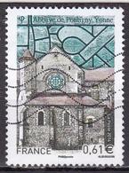 """LOTE 1829  ///   (C015) FRANCE Nouveauté De 2014. """"Abbaye De Pontigny"""" Oblitéré - France"""