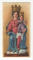 Santino Antico Madonna Dei Cordici Da TORRACA (salerno) - Religione & Esoterismo