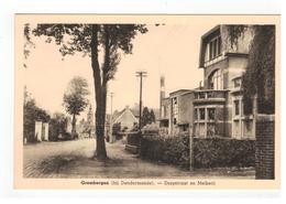 Grembergen (bij Dendermonde) - Dorpstraat En Melkerij - Dendermonde