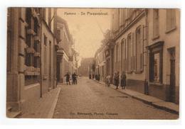 Hamme - De Plaisantstraat - Hamme