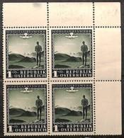 D - [821506]Autriche 1945 - N° 576, Bd4 - 1945-.... 2ème République