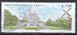 """LOTE 1829   ///   (C020)  FRANCE N° 5124 De 2017 """"Montmartre"""" Oblitéré - France"""