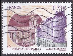 """LOTE 1829   ///   (C015)  FRANCE Nouveautés De 2017 """"Chateâu De Pailly"""" Oblitéré - France"""