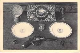 FAMILLES ROYALES ( NAPOLEON III ) 60 - PIERREFONDS : Musée De L'Impératrice - Souvenirs De ... CPSM Sépia GF - Oise - Familles Royales