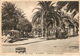 Alassio ( Riviera Dei Fiori ) : Giardini Municipali - Savona