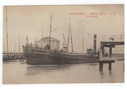 Nieuport-Bains  -  Station De La T.S.F. Le Chenal - Nieuwpoort