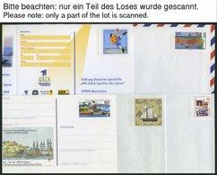 GANZSACHEN 1982-2002, 90 Verschiedene Ganzsachen, Ungebraucht, Pracht - Deutschland