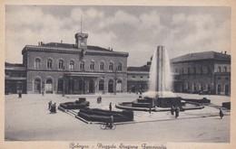 CARTOLINA - POSTCARD - BOLOGNA - PIAZZALE STAZIONE FERROVIARIA - Bologna