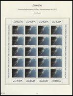 KROATIEN 319/20KB **, 1995, Frieden Und Freiheit In Kleinbogen, Pracht, Mi. 120.- - Kroatien