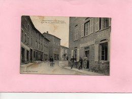 F1602 - MONTROTTIER - 69 - Rue De La Poste - France