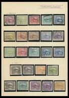 1918-1957, Alte Meist Gestempelte Sammlung Tschechoslowakei, Wohl Nur Kleinere Werte -> Automatically Generated Translat - Tschechoslowakei/CSSR