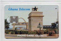 TELECOM - 100 UNITS - Ghana