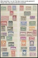 AFGHANISTAN **, Ca. 1920-1960, Partie Verschiedene Postfrischer Ausgaben, Prachterhaltung, Mi. über 850.- - Afghanistan