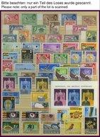 GHANA **, *, 1957-80, Ungebrauchte, Wohl Fast Komplette Sammlung Im Einsteckbuch, Mit Vielen Blocks Und Kleinbogen, Prac - Ghana (1957-...)