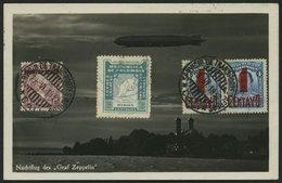 KOLUMBIEN 29.6.1932, Erstflugkarte Cali-Bogota, Rückseitige Frankatur, Pracht - Kolumbien