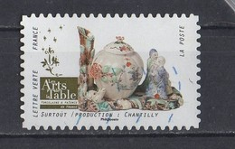 2018  YT /1539      Chantilly - France
