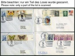 SAMMUNGEN, LOTS 1977, 16 Verschiedene Belege Mit Abstempelungen Aus Der Südsee, Pracht - Collections