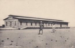 Bagdad - Baghdad - Railway Station - La Gare - Iraq